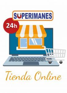 Tienda Online Superimanes